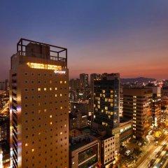 Отель Ramada Encore Seoul Dongdaemun Южная Корея, Сеул - отзывы, цены и фото номеров - забронировать отель Ramada Encore Seoul Dongdaemun онлайн городской автобус