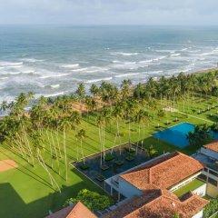 Отель The Blue Water Шри-Ланка, Ваддува - отзывы, цены и фото номеров - забронировать отель The Blue Water онлайн пляж