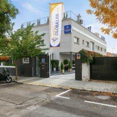 Отель Globales Acis & Galatea Мадрид парковка