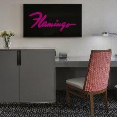Отель Flamingo Las Vegas - Hotel & Casino США, Лас-Вегас - 11 отзывов об отеле, цены и фото номеров - забронировать отель Flamingo Las Vegas - Hotel & Casino онлайн удобства в номере фото 2