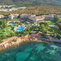 Отель The St. Regis Mardavall Mallorca Resort пляж