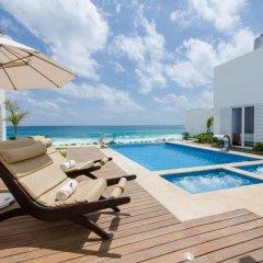 Отель Oleo Cancun Playa All Inclusive Boutique Resort бассейн фото 2