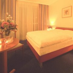 Hotel Mercedes Hamburg комната для гостей фото 5