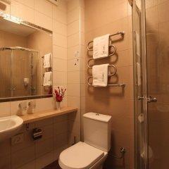 Отель Magnus Hotel Литва, Каунас - 13 отзывов об отеле, цены и фото номеров - забронировать отель Magnus Hotel онлайн ванная фото 2