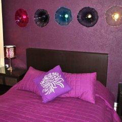 Отель Business Suites Sg Мехико комната для гостей