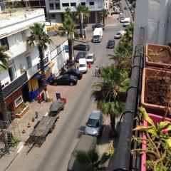Отель Residence Saumaya Марокко, Рабат - отзывы, цены и фото номеров - забронировать отель Residence Saumaya онлайн балкон