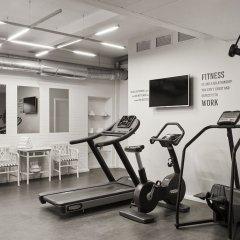 Ascot Hotel фитнесс-зал фото 3