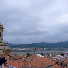 Отель San Nikolas Испания, Фуэнтеррабиа - отзывы, цены и фото номеров - забронировать отель San Nikolas онлайн балкон