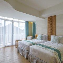 Bedrock Hotel Kuta Bali комната для гостей