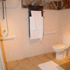 Отель Apartamentos Rurales El Tio Pablo Тресвисо ванная