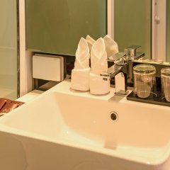Отель The Nice Hotel Таиланд, Краби - отзывы, цены и фото номеров - забронировать отель The Nice Hotel онлайн ванная фото 2