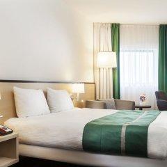 Отель Park Inn by Radisson Leuven Бельгия, Лёвен - 1 отзыв об отеле, цены и фото номеров - забронировать отель Park Inn by Radisson Leuven онлайн комната для гостей фото 4