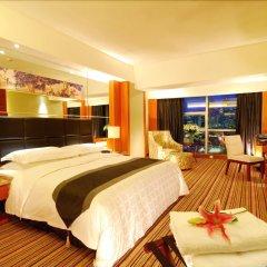 Отель Empark Grand Hotel Китай, Сиань - отзывы, цены и фото номеров - забронировать отель Empark Grand Hotel онлайн комната для гостей фото 5