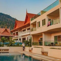Отель Kata Top View by Lofty бассейн фото 2