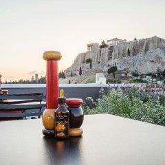Отель ATHENSWAS Афины приотельная территория фото 2