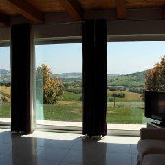 Отель Villa Belvedere Degli Ulivi Озимо комната для гостей фото 3