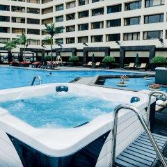 LN Garden Hotel Guangzhou Гуанчжоу бассейн