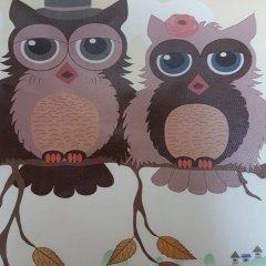 Отель Жилое помещение Wood Owl Москва фитнесс-зал