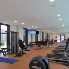 Park Hotel Alexandra фитнесс-зал фото 2