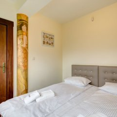 Апартаменты Dom & House - Apartment Chopina with Garden Сопот сейф в номере