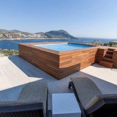 Rhapsody Hotel & Spa Kalkan Турция, Калкан - отзывы, цены и фото номеров - забронировать отель Rhapsody Hotel & Spa Kalkan онлайн балкон