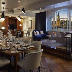 Отель London Marriott Hotel County Hall Великобритания, Лондон - 1 отзыв об отеле, цены и фото номеров - забронировать отель London Marriott Hotel County Hall онлайн интерьер отеля фото 2