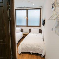 Отель Jongnowon Hostel Южная Корея, Сеул - 1 отзыв об отеле, цены и фото номеров - забронировать отель Jongnowon Hostel онлайн комната для гостей фото 2