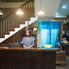 Отель Hoang Dao Villa интерьер отеля