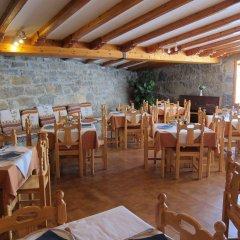 Отель Mesón de L'Ainsa Испания, Аинса - отзывы, цены и фото номеров - забронировать отель Mesón de L'Ainsa онлайн питание