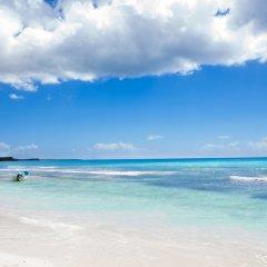 Отель Everything Punta Cana - Golf and Pool Доминикана, Пунта Кана - отзывы, цены и фото номеров - забронировать отель Everything Punta Cana - Golf and Pool онлайн пляж фото 2