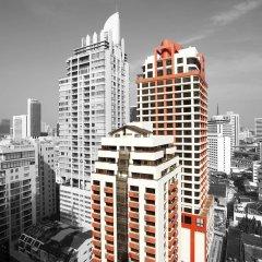 Отель Bandara Suites Silom Bangkok комната для гостей