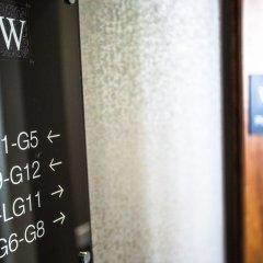 The W14 Hotel интерьер отеля фото 3