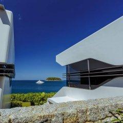 Отель Kata Rocks пляж фото 2
