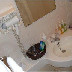 Отель Ginza Daiei Япония, Токио - отзывы, цены и фото номеров - забронировать отель Ginza Daiei онлайн ванная