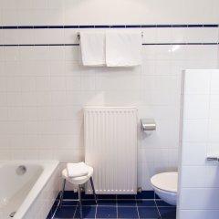 Отель LILIENHOF Зальцбург ванная фото 2