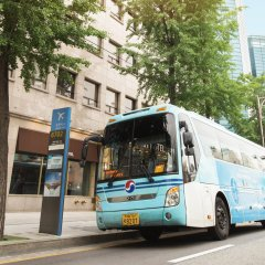The Summit Hotel Seoul Dongdaemun городской автобус