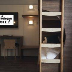 Отель Antwerp Inn сейф в номере