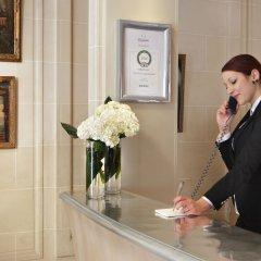 Отель Hôtel de Banville Франция, Париж - отзывы, цены и фото номеров - забронировать отель Hôtel de Banville онлайн интерьер отеля