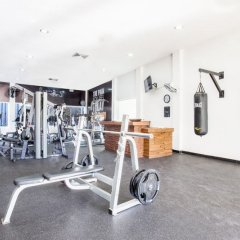 Отель Be Live Canoa - Все включено фитнесс-зал фото 3