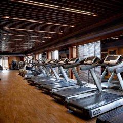Отель Mandarin Oriental, Hong Kong фитнесс-зал