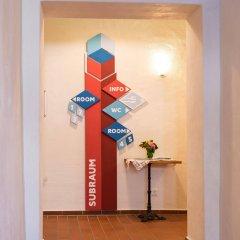 Subraum Hostel интерьер отеля фото 2
