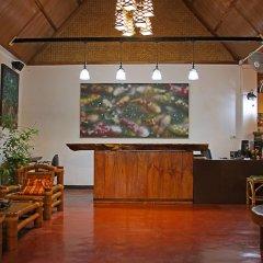 Отель Bamboo Rooms & Cottages by Dang Maria BB Филиппины, Пуэрто-Принцеса - отзывы, цены и фото номеров - забронировать отель Bamboo Rooms & Cottages by Dang Maria BB онлайн интерьер отеля фото 2
