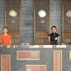 Отель Shenzhen Junyi Mingdian Inn Xili Шэньчжэнь интерьер отеля фото 3