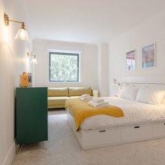 Отель Central London 1 Bedroom Flat With Spa Access Великобритания, Лондон - отзывы, цены и фото номеров - забронировать отель Central London 1 Bedroom Flat With Spa Access онлайн комната для гостей фото 3