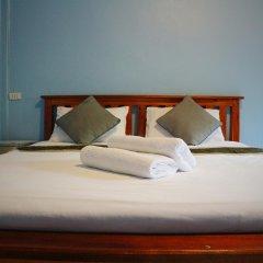 Отель Marina Hut Guest House - Klong Nin Beach комната для гостей