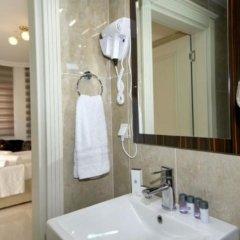 Отель Villa Liya Белек ванная