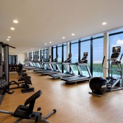 Park Hotel Alexandra фитнесс-зал фото 4