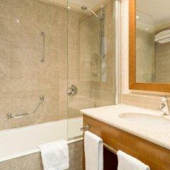 Отель ILUNION Aqua 3 Испания, Валенсия - 1 отзыв об отеле, цены и фото номеров - забронировать отель ILUNION Aqua 3 онлайн ванная