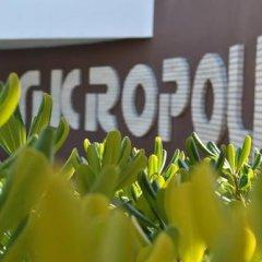 Отель AKROPOLI Голем интерьер отеля