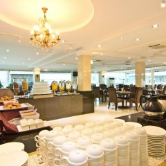 Отель Mantra Pura Resort Pattaya питание